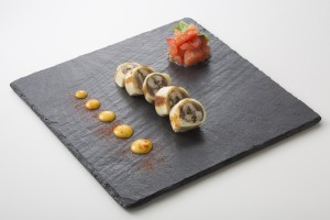 タイトルは「Sardines in toast」第15回シーフード料理コンクール・水産庁長官賞受賞