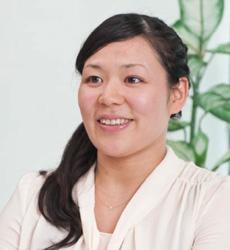 2度のオリンピック柔道金メダリスト 2012年栄養士科卒業「谷本歩実さん」のインタビューのイメージ画像