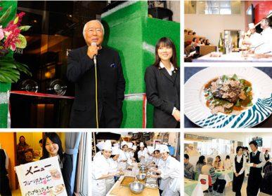 2012年11月10日(土)・11日(日)第55回学園祭を開催いたします。入場無料!美味しく・楽しい企画満載です!のイメージ画像