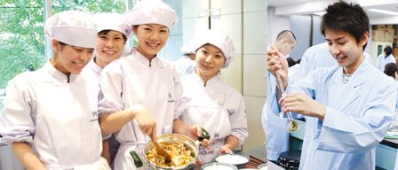 【服部学園求人】食品加工室スタッフ(正社員)募集のお知らせのイメージ画像